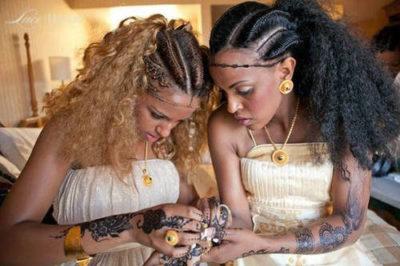 Eritrean-women
