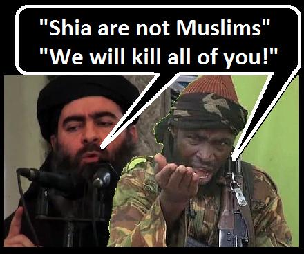shia not muslim