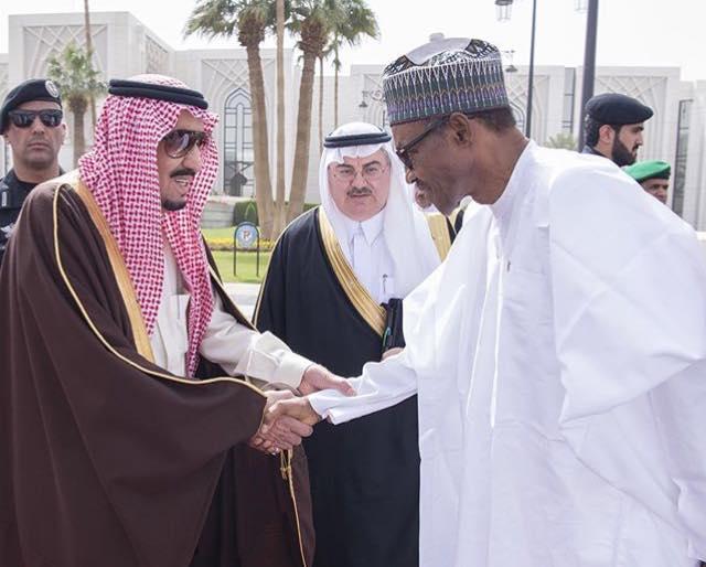 King Salmana nd President Buhari