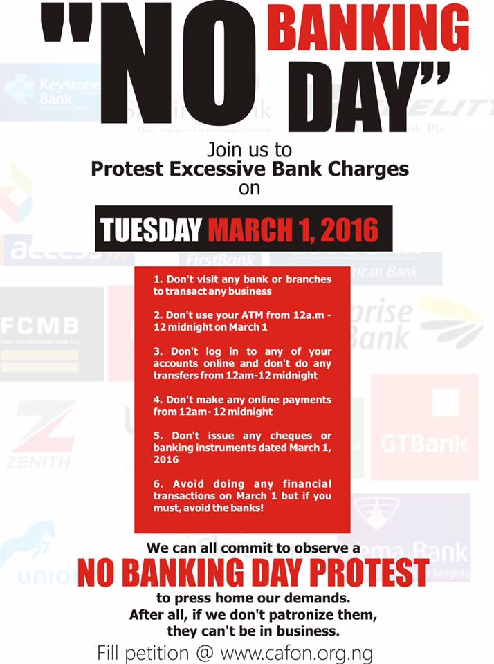 no banking day