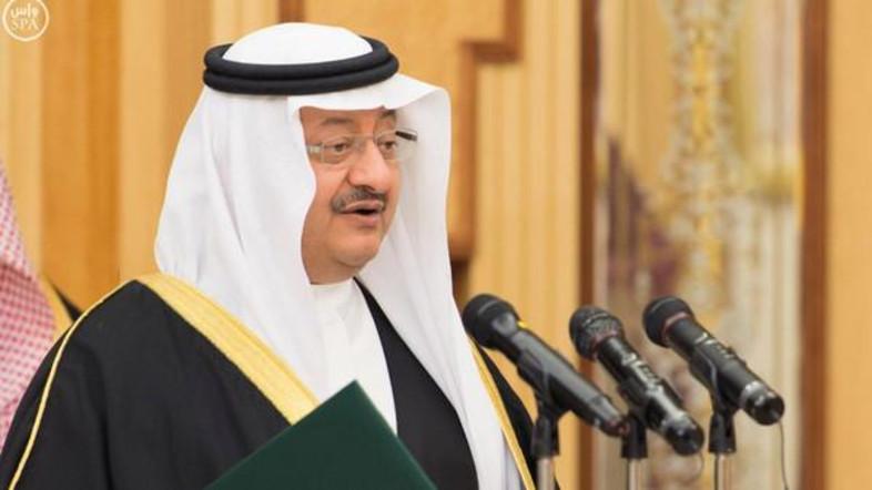 image: Prince Abdullah bin Faisal bin Turki is the new ambassador to Washington. (Photo: SPA)