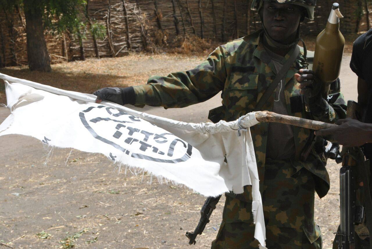 boko suspect troops