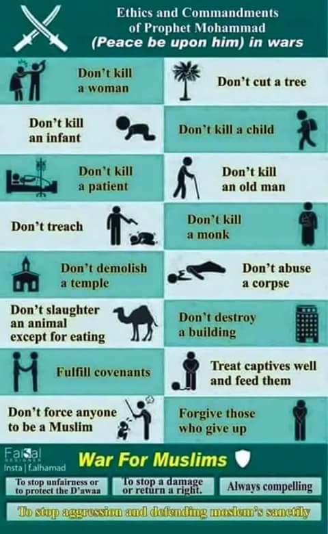 islam war