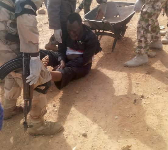 New images of Zakzaky being tortured