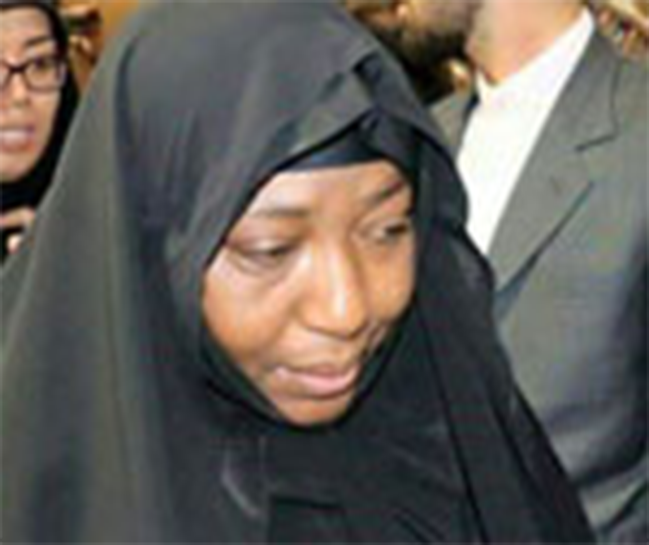 Several other Nigerian slike Mrs Zeenat Zakzaky and her husband have been held without charge or trial for over three months