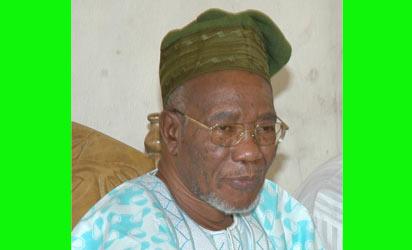 Late Governor Lam Adesina