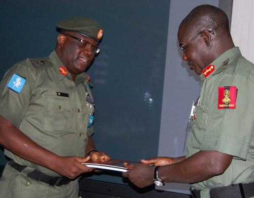 Implicated: Major General Oyebade and Buratai