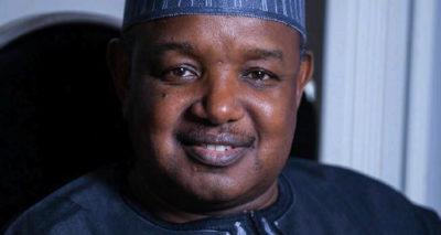 Kebbi governor Atiku Bagudu