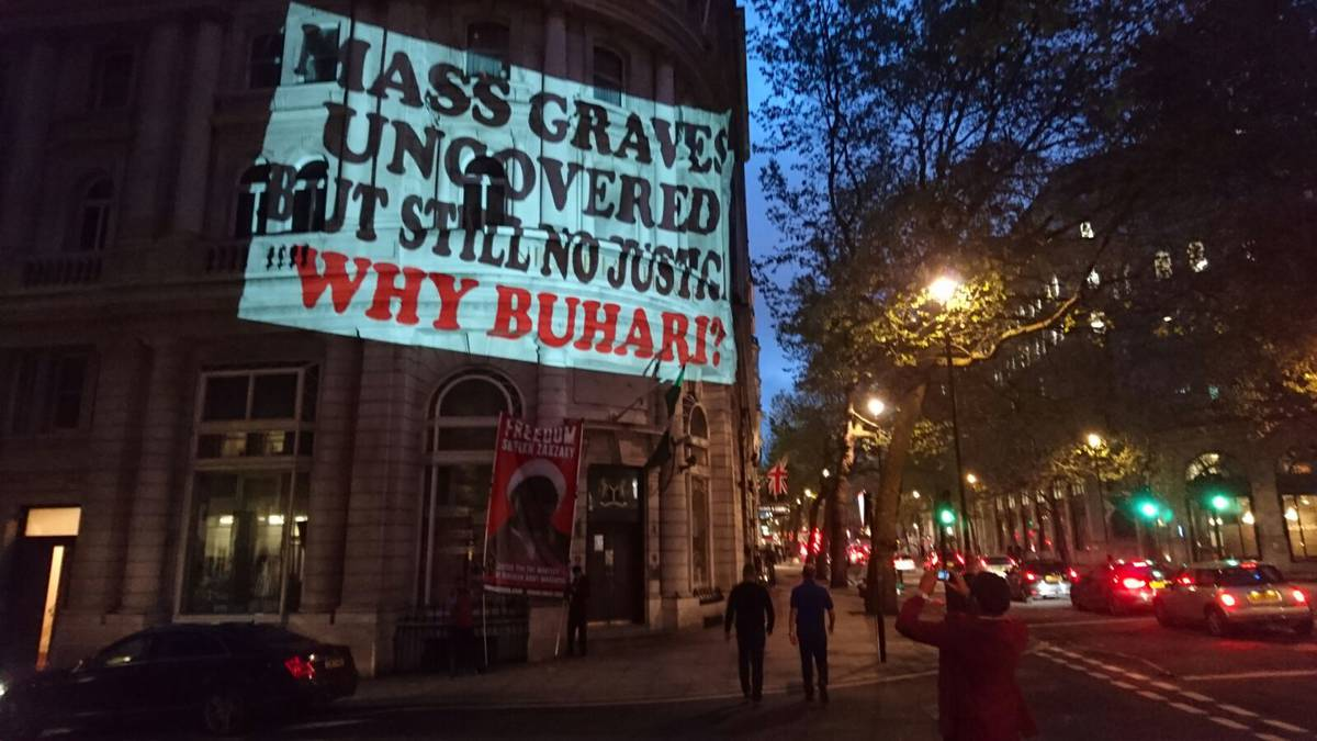 london protest 8