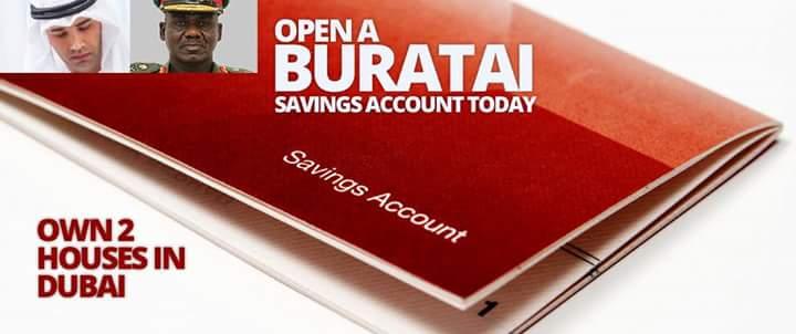 buratai account