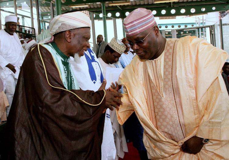 Jingir, Atiku, renowned looter of Nigeria's wealth