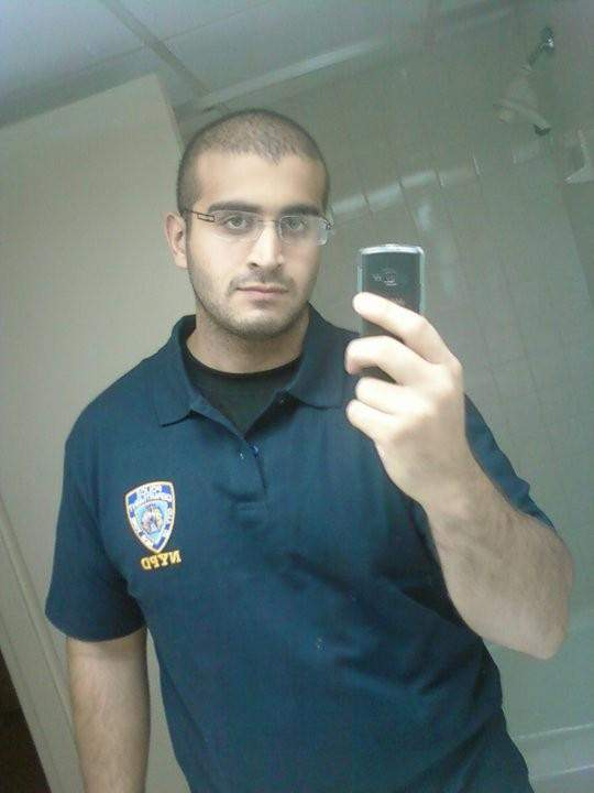 Shooter Omar Marteen [Myspace]