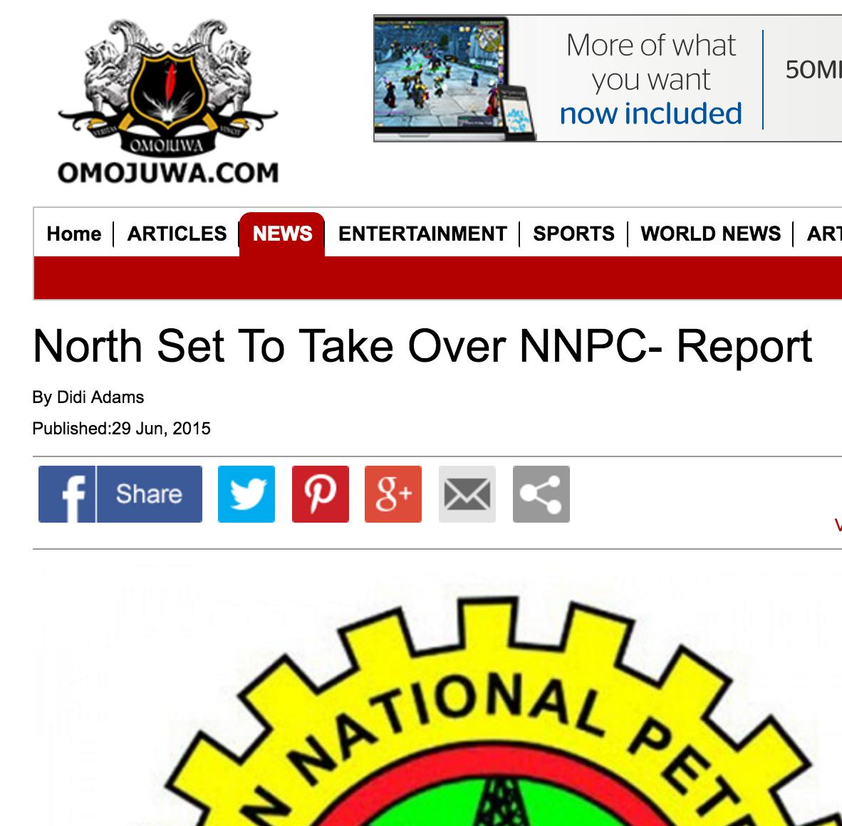 north nnpc