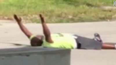 miami black man shot