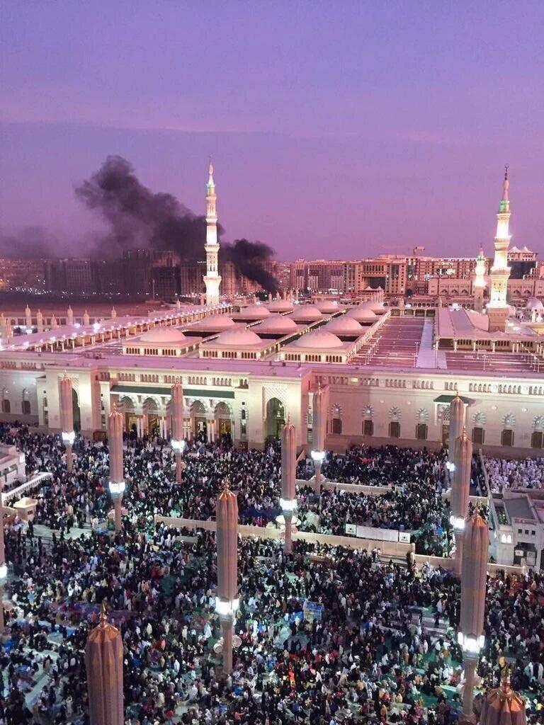 saudi mosque