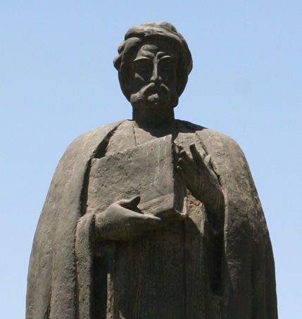 Ibn Khaldun, By AksilTigre - Own work, CC BY-SA 4.0, https://commons.wikimedia.org/w/index.php?curid=36413192