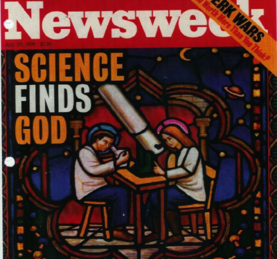 newsweek god