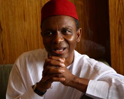Governor Nasir El-Rufai