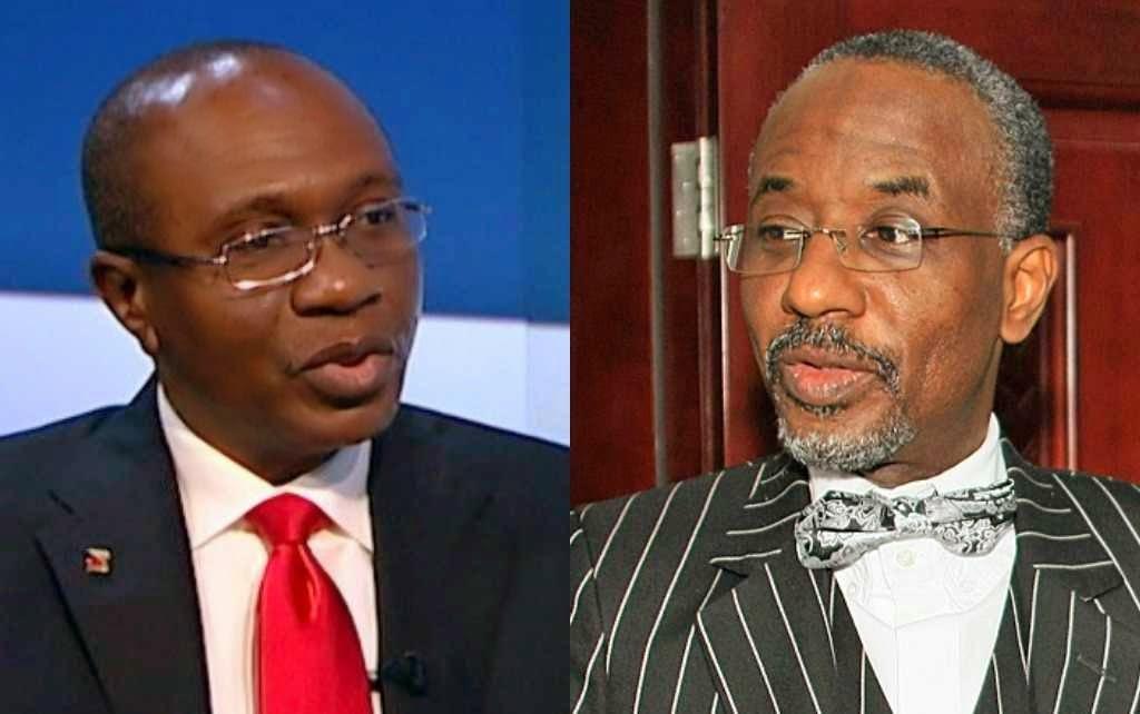 Bankers: Emefiele and Sanusi