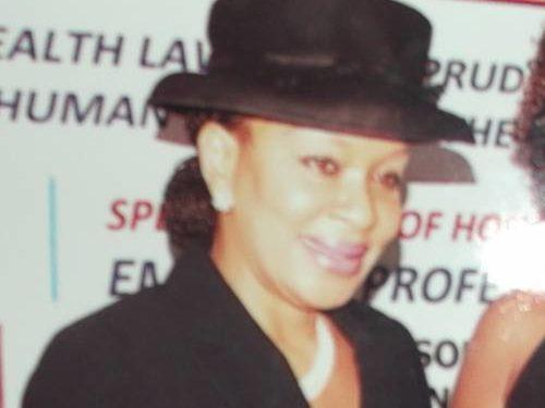 Image result for Justice Rita Ofili-Ajumogobia