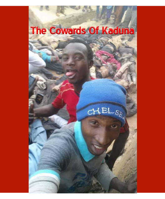 Mass killing in Nigeria's Kaduna state by takfiri Izala wahhabi youth