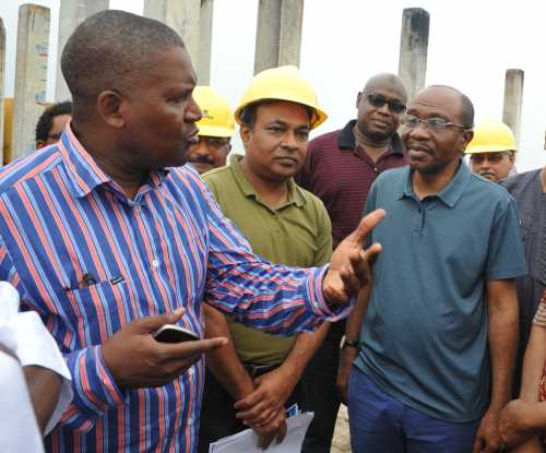Dangote and Godwin Emefiele
