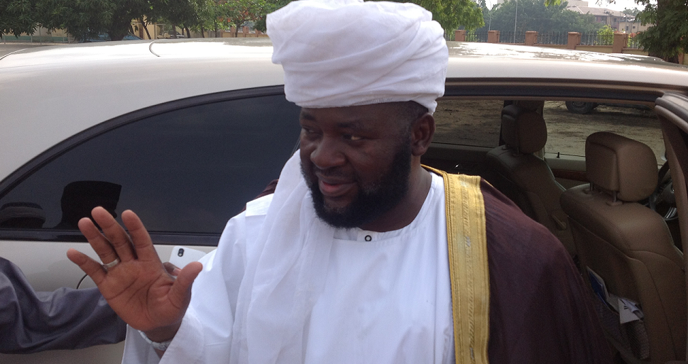 Abdullahi Bala Lau, President of Izala Sect, aka JIBWIS
