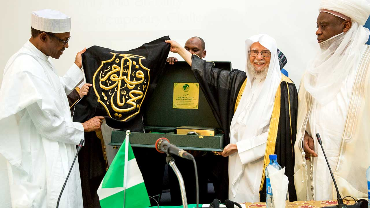 Image result for Buhari Organisation of Islamic Cooperation