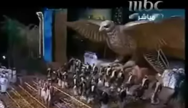 saudi king pagan