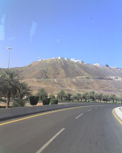 Dajjal palace, Jabal Xabshi