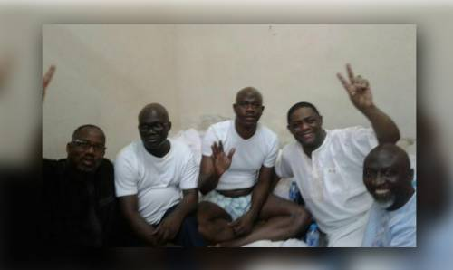Bala Mohammed, Reuben Abati, Musiliu Obanikoro, Femi Fani-Kayode and Ushaq Bashir