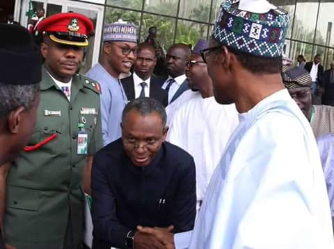 Kiss of death el-Rufai