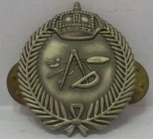 Masonic Saudi badge